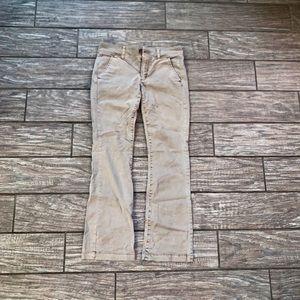 American Eagle Khaki Jeans